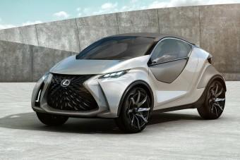 Megépíti városi törpéjét a Lexus?