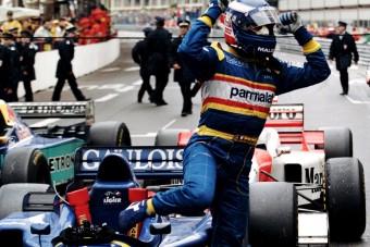 F1: A futam, amin csak a dobogósok értek célba