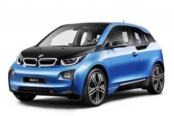 Folyik a benzin a BMW villanyautójából
