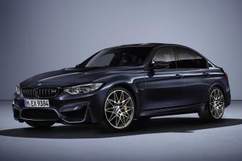Itt a legkívánatosabb BMW M3