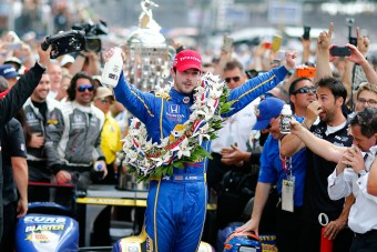 700 milliót kaszált az Indy-győztes F1-tartalékos