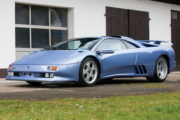 1995 Lamborghini Diablo SE30 Jota: €672.000