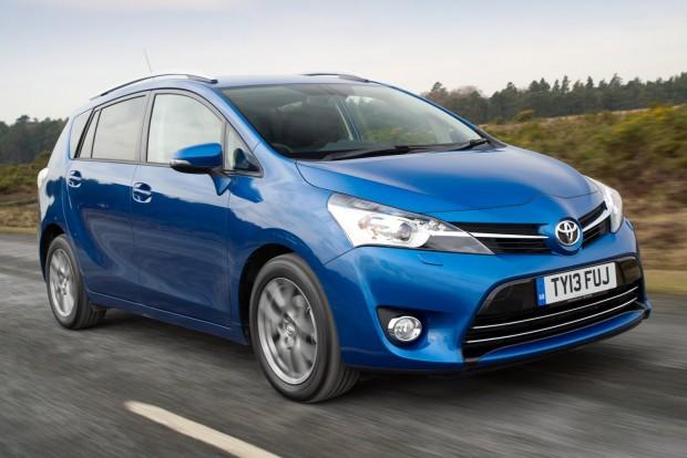 A gyakorlatban legtakarékosabbnak bizonyult autó: Toyota Verso 1.6 D-4D