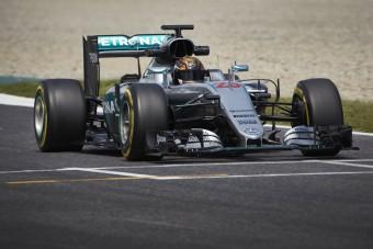 F1: Ez a pilóta a Mercedes jövője