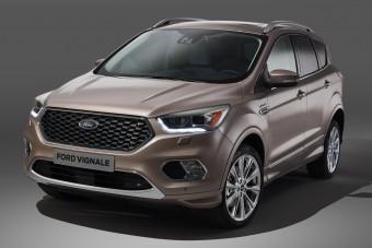 Kompakt luxus-SUV a Fordtól
