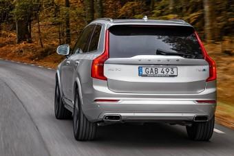 Nem épült még ennél erősebb gyári Volvo