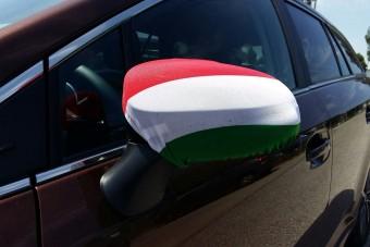 Így szurkolj a magyar válogatottnak az autóddal