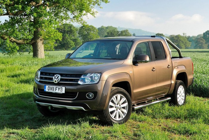 VW Amarok: Magyar szív a német melósban 8