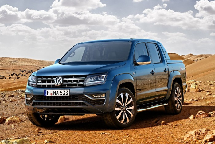 VW Amarok: Magyar szív a német melósban 9