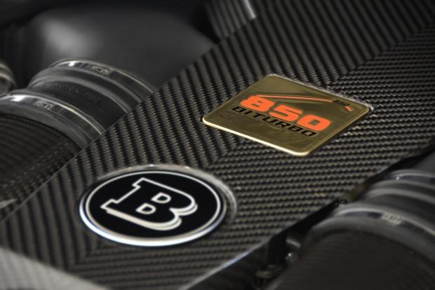 BRABUS 850 6.0 Biturbo Cabriolet