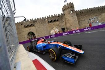 F1: Január 20-ig menthető a Manor, aztán vége