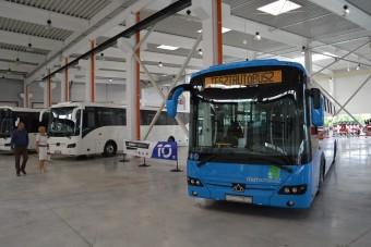 Mosonmagyaróváron jött létre hazánk legnagyobb buszgyára