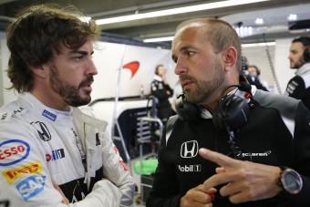 F1: Alonso nem megy a Mercedeshez