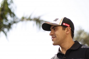 F1: Maldonado várta a mercis lepattanót
