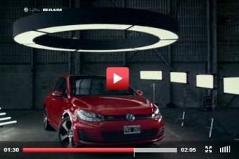 A Golf GTI ennyit lát a világból