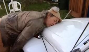 Autóval szexelő eszementek