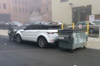 Bunkó módon parkolsz? Jön a bosszú!