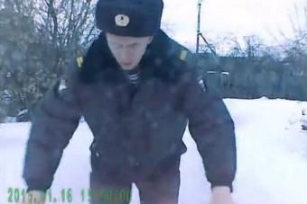 Merev részegen rántott fegyvert a rendőr