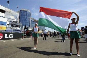 F1: Csajok a Magyar Nagydíjról