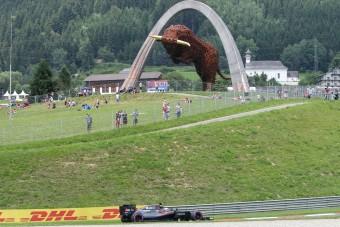 F1: Tízmilliárdos bukás az Osztrák Nagydíj