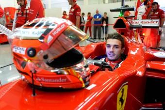 F1: Öt éve hunyt el a Ferrari reménysége