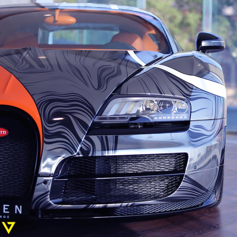 Bugatti Veyron Super Sport for sale5