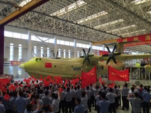 """""""Repülő hajót"""" építettek Kínában"""