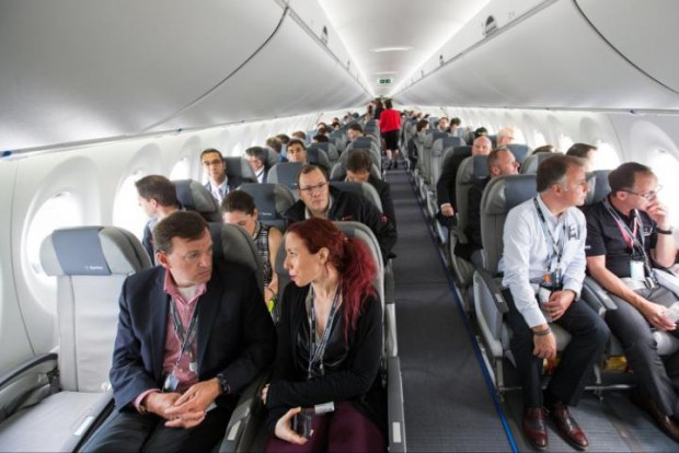 Bombardier Aerospace CS100