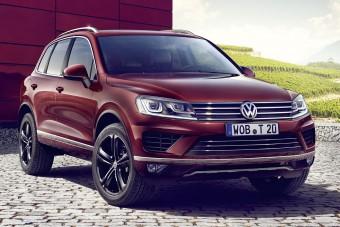 Luxusautó épült a Volkswagen terepjárójából