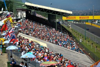 F1: Mégis lesz tízezres jegy a Magyar Nagydíjra
