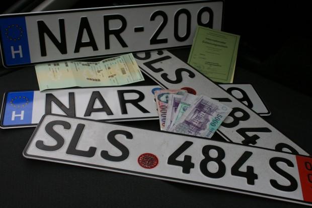 Fél év alatt majdnem 70 000 db külföldről érkező használt autó kapott magyar rendszámot