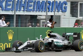 Az F1 vergődése Schumacher és Vettel sara