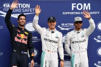 F1: Nem akar otthon égni a Mercedes