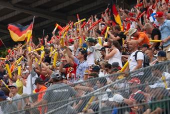 F1: Megerősített biztonság a Német Nagydíjra