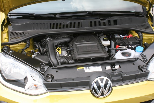 160 Nm-t ad le a 90 lóerős, finoman és halkan dolgozó turbómotor