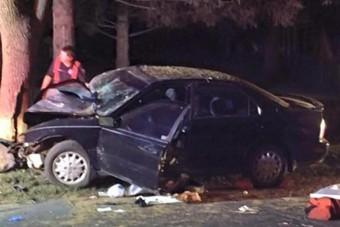 Vezetés közben Pokémonozott, rommá törte autóját
