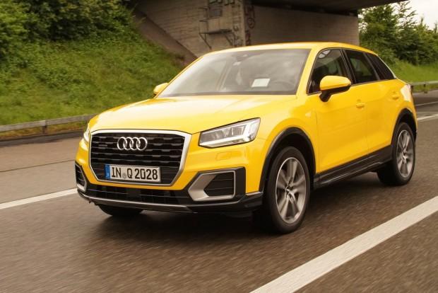 Az úton tipikus mai kompakt Audiként viselkedik: direkt kormányzás, feszes csillapítás, elfogadhatóan kemény rugózás