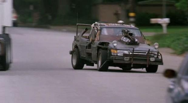 Unortodox Saab 900 Turbo