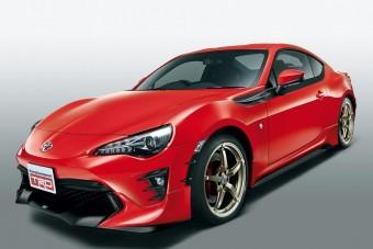Gyári tuningcsomag a Toyota sportkupéjához