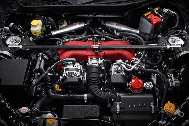 TRD 2017 Toyota GT868
