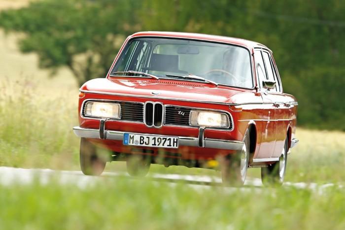 A BMW a legsportosabb. Kompakt, hatékony és erős