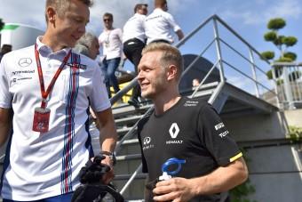F1: Csütörtökön dől el Magnussen indulása