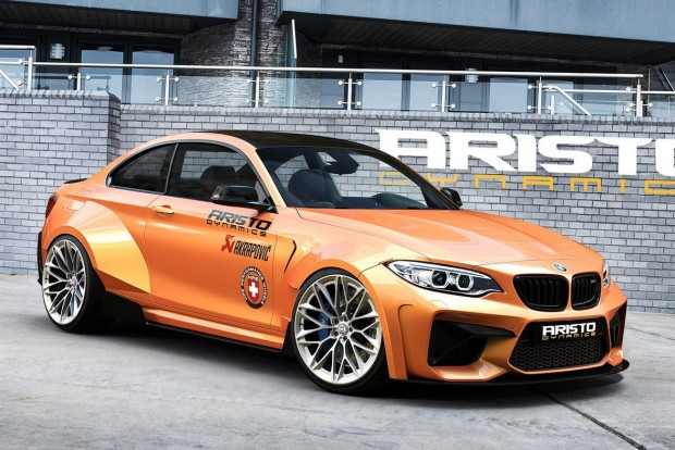 Aristo Dynamics BMW M2