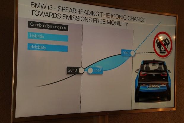 A BMW szerint 2040 körül kerülnek túlsúlyba az elektromos autók, lassú, de folyamatos változásra készülhetünk