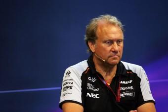 F1: Távozott a Force India főnöke