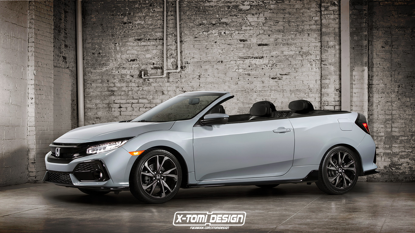 Honda Civic Cabrio2