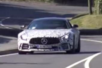 A legdurvábbnál is durvább Mercedes érkezik