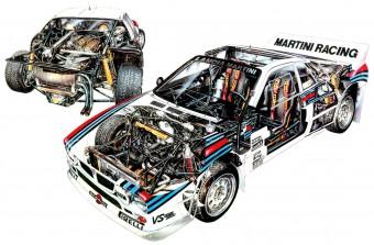 Az ilyen videókat nézve fáj a szívünk az elsorvadt Lancia miatt