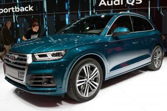 Audi Q5: nem nőtt, csak fejlődött