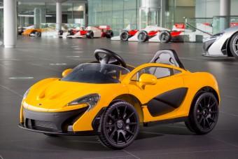 Elektromos belépőmodell a McLarentől